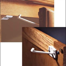 Swivel Cabinet & Drawer Latch (4-Pack)