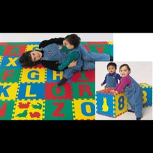 Numbers & Animal Play Mat (12 pcs.)