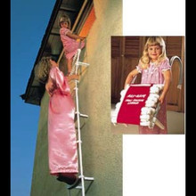 Deluxe Two-Story Fire Escape Ladder