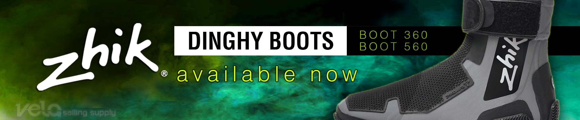 Zhik Dinghy Sailing Boots