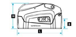 Lewmar DC2 Sailboat Clutches