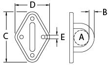 Ronstan Deck Hardware