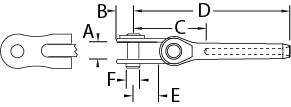 Ronstan Rigging Components