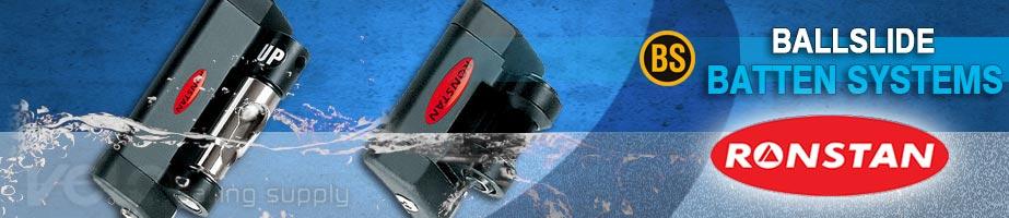 Ronstan  Ballslide Batten Systems