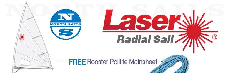 Laser Radial Sails