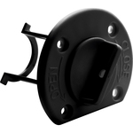 Ronstan Drain Plug & Housing, ID40mm, Black