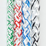 Alpha Ropes SSR Light 8 mm Double Braid Dyneema Core/ Cordura cover)