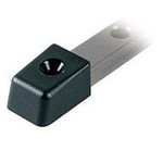 Ronstan Series 14 End Cap, Plastic, 28mmx14mm