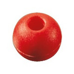 Ronstan Parrel Bead, Red, 25mm