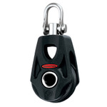 Ronstan Series 30 Orbit Block, Single, Swivel Shackle Head, Becket