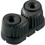 Ronstan Medium 'C-Cleat' Cam Cleat Black, Black base