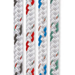 Samson LST Yacht Braid (White with Fleck) 3/16""