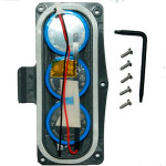 Tacktick 3-UP Replacement Battery Pack & Seal Kit