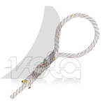 "Rigging Services 3-Strand Eye Splice 1/4"" - 3/4"""