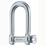 Wichard 5/32 Self Locking Long Shackle