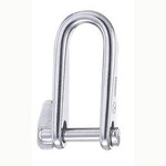 Wichard 1/4 Key Pin Shackle