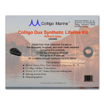 Colligo Marine Synthetic Lifeline Kit without Gates