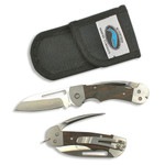 Myerchin Knives Gen 2 Captain Pro Knife (Straight Blade) with Marlin Spike