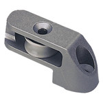 Lewmar T-Track Control Line End Stop