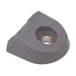 Lewmar Track End Stop Gray