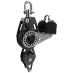 Lewmar Block 60mm Fiddle Ratchet Becket Cam