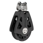 Lewmar 72mm Sync Block Toggle Head Bk