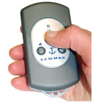 Lewmar Windlass Remote 3 Button