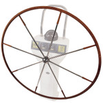 Lewmar Dished 5 Spoke 36""