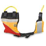 MTI Lifejacket Under Dog, Red/Mango