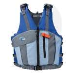 MTI Lifejacket Reflex Blue/Sky MTI-702I-0BB Front View
