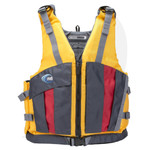 MTI Lifejacket Reflex Mango/Dark Gray MTI-702I-0EA23 Front View