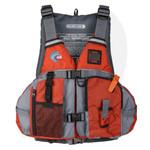 MTI Lifejacket Solaris F Spec Orange/Gray MTI-807K-0EA Front View