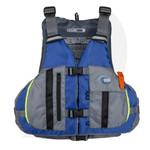 MTI Lifejacket Solaris Blue/Gray MTI-807L-0BA Front View
