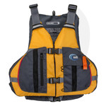 MTI Lifejacket Solaris Mango/Gray MTI-807L-0EA Front View