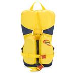 MTI Lifejacket Infant's w/Collar, Yellow/Navy