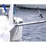 """Forespar 3-1/2"""" x 5 ft. Catamaran Bow Pole KIT"""