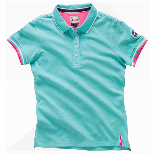 Gill Women's Elements Polo Turquoise