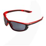 Gill Corona Sunglasses Black/Red