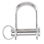 Harken 1/4 Stainless Shackle