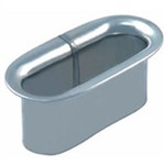 Allen Brothers Stainless Steel Rope Protectors