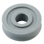 Allen Brothers 50MM X 8MM Plain Bearing Acetal Sheave