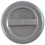 Allen Brothers 100MM O Hatch Cover - Grey