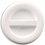 Allen Brothers 100MM O Hatch Cover - White
