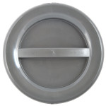Allen Brothers 145MM O Hatch Cover - Grey