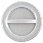 Allen Brothers 145MM O Hatch Cover - White