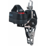 Allen Brothers 40MM Dynamic Block Swivel With Fiddle, Becket & A.676
