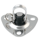 Allen Brothers Stainless Steel Swivel Base C/W Shackle