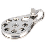 Allen Brothers 38MM Macro High Tension Block Single Shakle