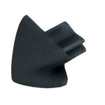 Harken Midrange Low-beam Trim Caps (Pair)