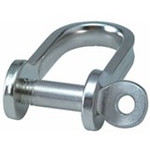 Allen Brothers 5mm x 24mm D Shackle